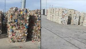 '10 bin ton çöp aylardır Türkiye limanlarında bekliyor!'