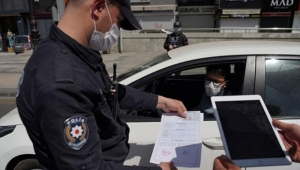 7 milyon 30 bin 446 'çalışma izni muafiyet belgesi' düzenlendi