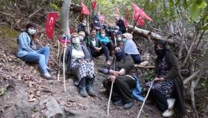 İkizdere'deki taş ocağını savunan dernekte istifa depremi