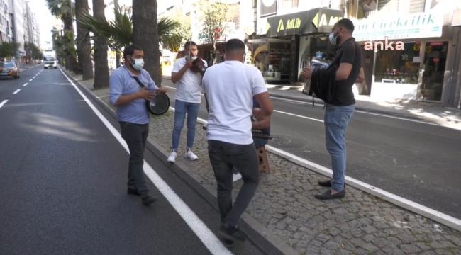 İzmirli müzisyenler sokağa indi: Kızıma bayramlık alamadım