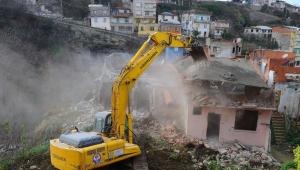 Kentsel dönüşüm kapsamında yıkılan binalar için sahte asbest raporları hazırlanıyor