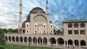 40 milyon avroya yurtdışında cami