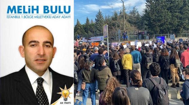 Kayyım Rektör'ü protesto eden öğrencilerin kredileri kesildi