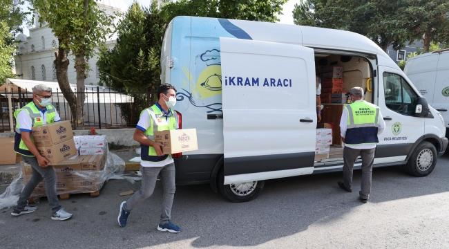 Buca'dan Manavgat'a kırsal için destek hareketi
