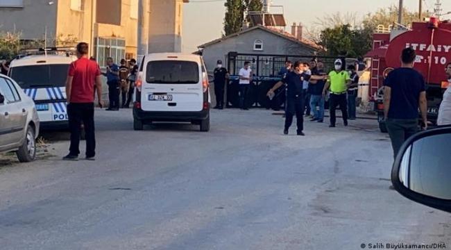 Konya'daki saldırıda ön otopsi tamamlandı: 7 kişiye 19 kurşun