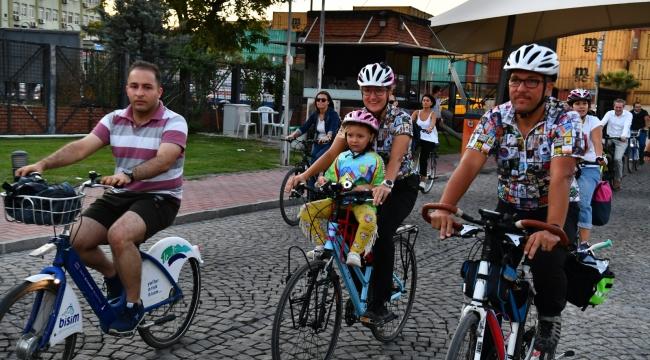 7 bin 522 metrelik yol sadece yaya ve bisikletlilerin kullanımına açıldı