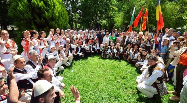 Balkanlılar Halk Dansları ve Kültürü Festivali 25 Eylül'de başlıyor