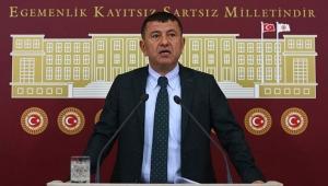 CHP'li Ağbaba'dan çarpıcı işsizlik yorumu: Çorum ilimiz kadar yeni işsizimiz oldu