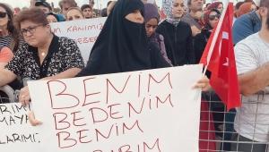 Aşı karşıtları İzmir'de miting yapacaklarını duyurdu