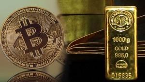 Bitcoin, 1 kilogram altını aştı