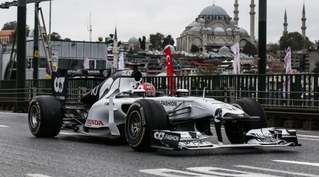 Formula 1'in Türkiye Grand Prix'si detayları açıklandı