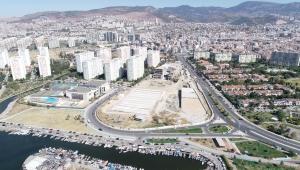 İzmir Opera Binası'nın yüzde 45'i tamamlandı
