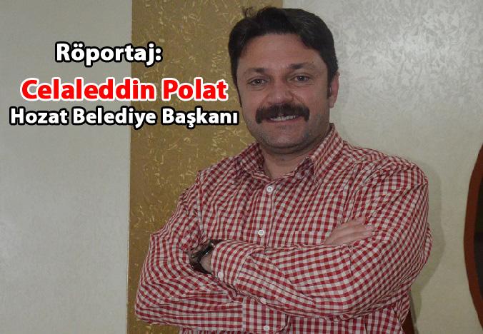 İzmir'den Hozat'a bir başarı öyküsü: Celaleddin Polat